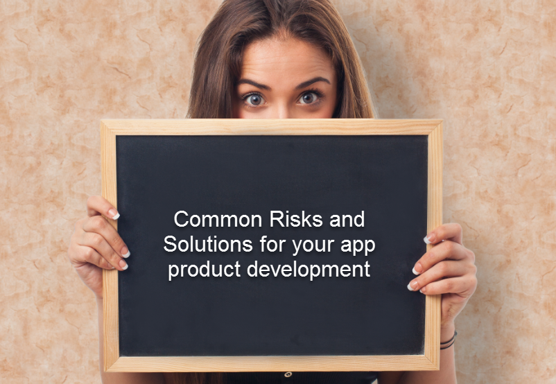 app development common risk and solution