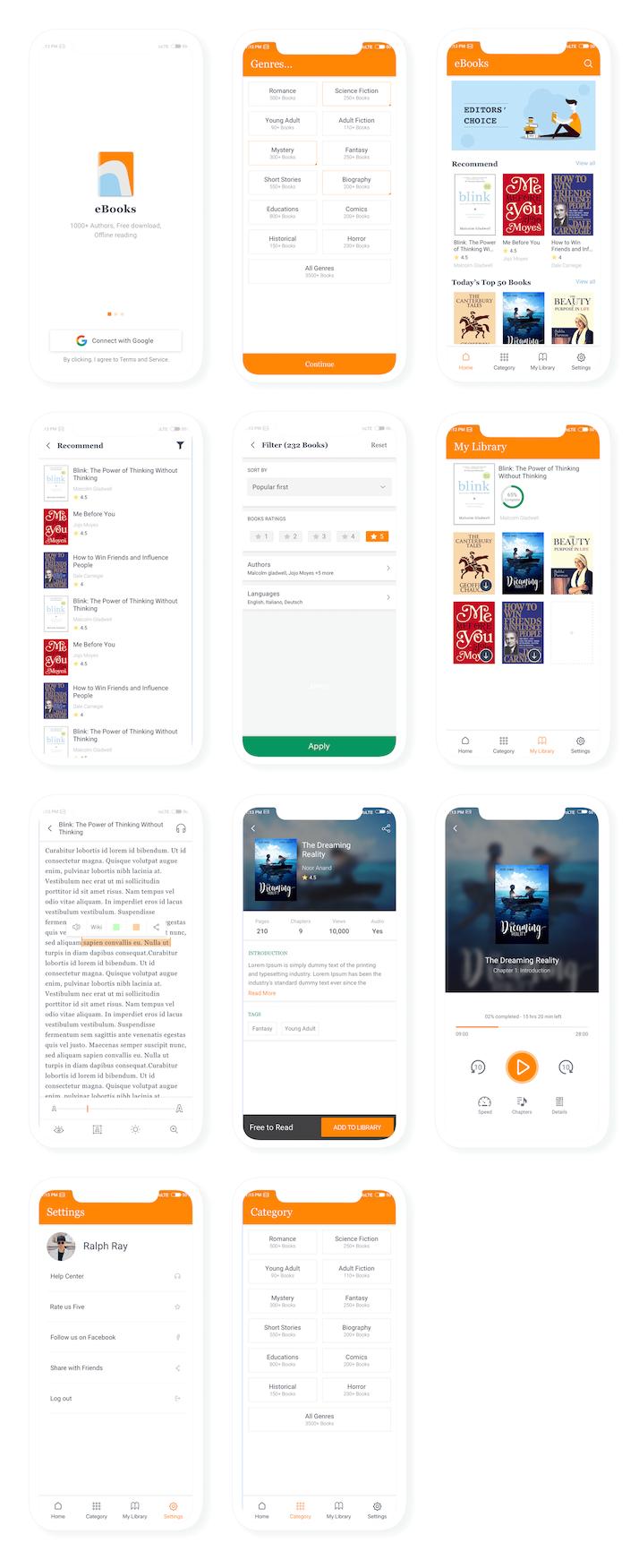 ebook-app