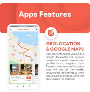 Apps Feature: Geolocation & Google Maps
