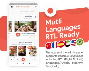 App feature: Multi Languages