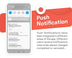 App feature: Push Notification