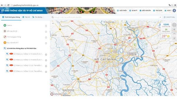 HCM City, digital traffic app, banning private vehicles, Vietnam economy, Vietnamnet bridge, English news about Vietnam, Vietnam news, news about Vietnam, English news, Vietnamnet news, latest news on Vietnam, Vietnam