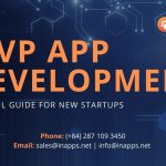 MVP APP DEVELOPMENT A USEFUL GUIDE FOR NEW STARTUPS - cover