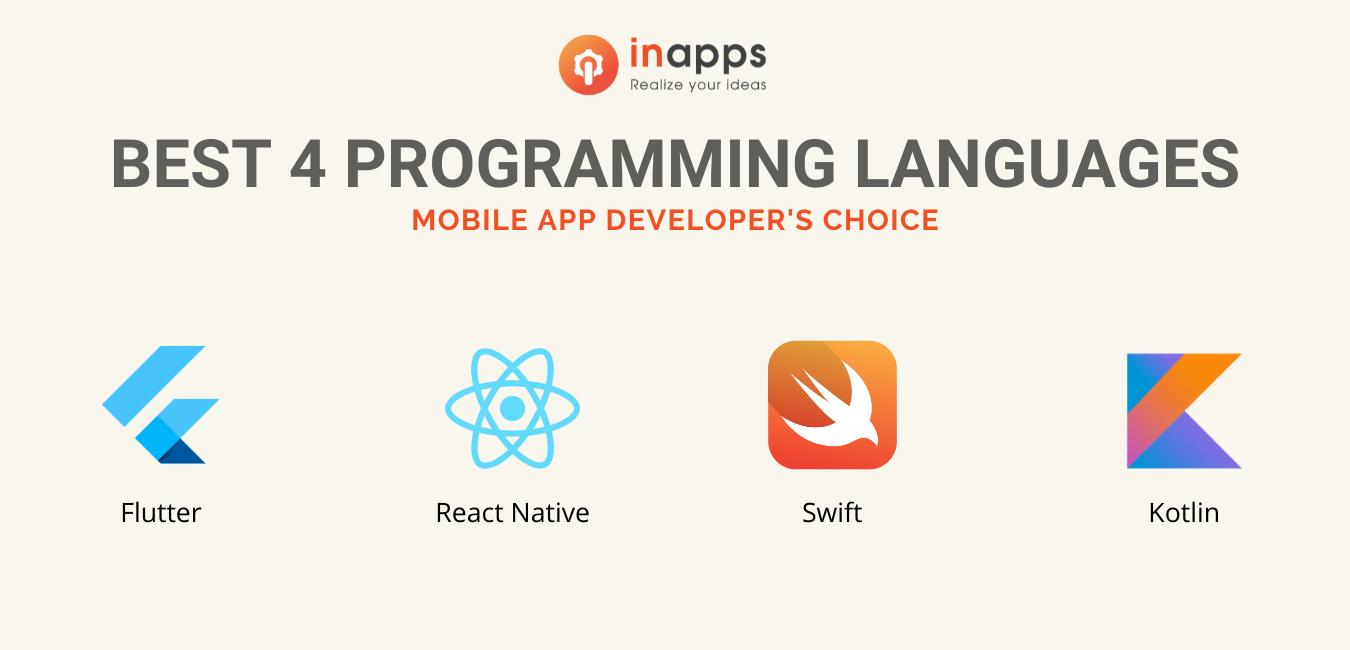 mobile-application-development-4-programming-languages